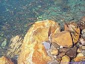 蘭陽地區:松羅步道溪水清澈