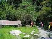 蘭陽地區:松羅步道入口