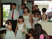 950624 Jerry&Jinna 結婚照片:我的伴郎、伴娘、小花童