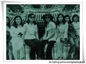 Jinna 媽媽小時候(李家):媽媽和她的朋友們