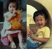 Jinna 成長日記:小時候