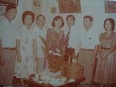 Jinna 家人結婚照片:爸媽訂婚