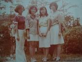 Jinna 媽媽小時候(李家):媽咪和朋友們
