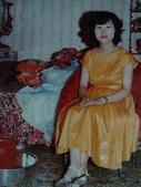 Jinna 媽媽小時候(李家):漂亮的媽咪