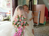 950624 Jerry&Jinna 結婚照片:小芳芳跟姊姊合照一張