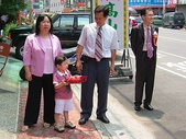 950624 Jerry&Jinna 結婚照片:到男方家