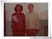 Jinna 媽媽小時候(李家):外婆 和 外公 年輕時的照片
