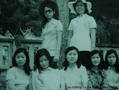 Jinna 媽媽小時候(李家):媽咪和朋友們一起出去玩