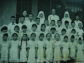Jinna 媽媽小時候(李家):媽咪彰化教堂初領聖體