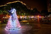 2014年第49周第50周紀錄:20141212三峽北大特區藝術大道聖誕節燈海
