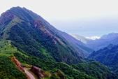 2014年第41周第42周紀錄:20141005登基隆火山群最高峰~燦光寮山41