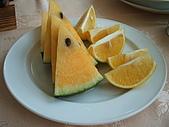 統一健康世界--五葉松養生餐:水果.JPG