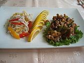 統一健康世界--五葉松養生餐:翡翠鴛鴦拼.JPG