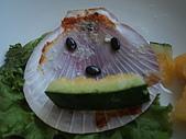 統一健康世界--五葉松養生餐:餐後創意.JPG