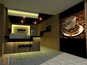 設計圖搞:咖啡廳