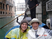 歐洲之義大利威尼斯:雨中威尼斯