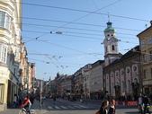 歐洲之列支登斯坦與奧地利:奧國街頭