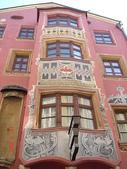 歐洲之列支登斯坦與奧地利:奧國街頭風情