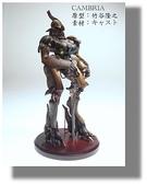 未分類相簿:竹谷隆之聖戰士塗裝修改完成品7