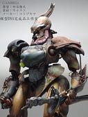 未分類相簿:竹谷隆之聖戰士塗裝修改完成品8
