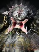 完成品:死亡終極戰士2GK檢竹谷哥吉加卡美拉SIC戰隊聖衣軍曹鋼彈 Predator KIT