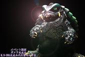 完成品:超可愛版神龜加卡美拉場景檢索哥吉拉竹谷SIC終極異形戰場