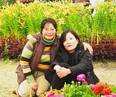 中社觀光花市:阿華與小瑜.jpg
