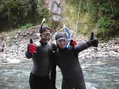 4-5  台灣櫻花鉤吻鮭  族群數量調查:DSCN9495  桃山西溪--櫻花鉤吻鮭數量調查