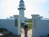 2008四月澎湖春假行:西嶼燈塔(漁翁島燈塔)