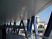 2009春節遊港珠澳:港島中環碼頭到了