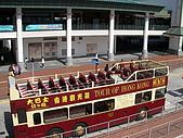 2009春節遊港珠澳:大巴士