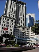 2009春節遊港珠澳:半島酒店