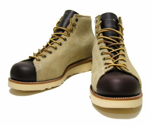 Monkey Boots @ bigstone0831 's Blog