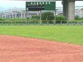 二重疏洪道:重新棒球場