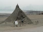 台灣走e走:八里左岸--沙雕展
