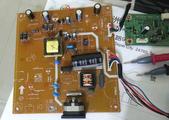 液晶螢幕 & 電視_  維修:⑥ 檢測電源板_直流電壓異常