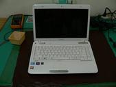 筆電 & 手機_ 維修:● Toshiba 筆電故障--分析
