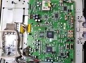 液晶螢幕 & 電視_  維修:⑥ 換下故障的電容器