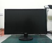 液晶螢幕 & 電視_  維修:● acer P246HL-不開機維修