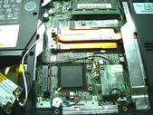 筆電 & 手機_ 維修:Acer 5572-故障畫面維修