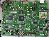 液晶螢幕 & 電視_  維修:⑤ 超大的主機板