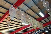 三芝貝殼廟2008/12/21:連吊燈都是貝殼