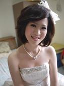 Iris訂婚 短髮:P1050013.JPG