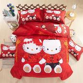 純棉時尚卡通床包床單4件套 kitty貓 冰雪奇緣 小黃人 蜘蛛人 哆啦A夢 米奇 :純棉卡通床包4件套床上用品 被套x1 床單x1 枕套x1 (8).jpg