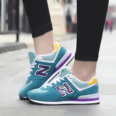 批發特價 NB鞋  New Balance 574 男女鞋36-44:B98女款36-40碼 .jpg