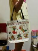~蝶谷巴特聖誕布包包~:CIMG3557.jpg