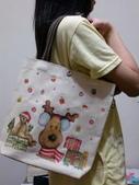 ~蝶谷巴特聖誕布包包~:CIMG3550.jpg