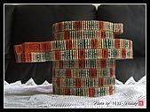 三角摺紙、四色牌作品集:石磨01.jpg