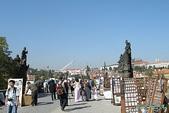 2009 奧地利 & 捷克 相本 3:橋上很多攤眅.jpg
