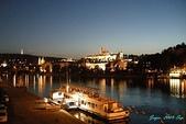 2009 奧地利 & 捷克 相本 3:伏爾他瓦河 night view.jpg
